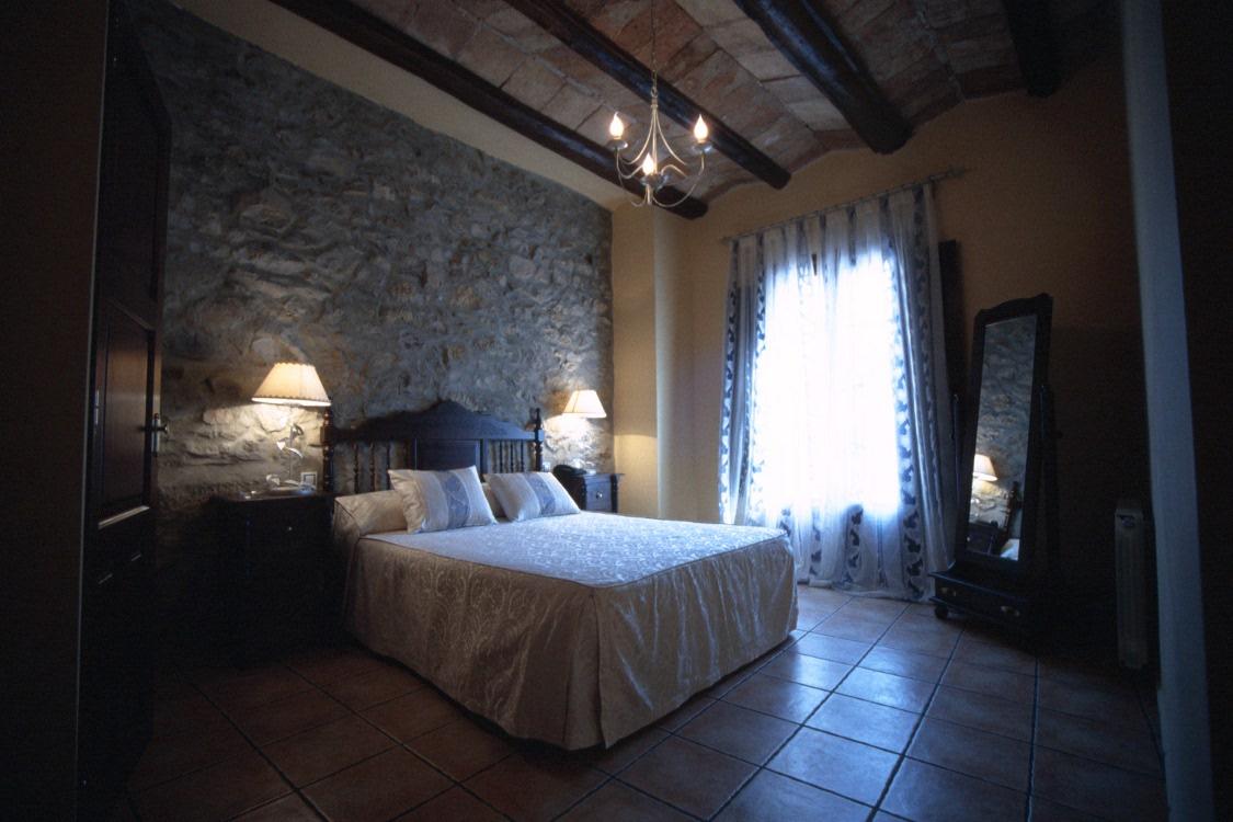 Habitaciones cómodas y amplias