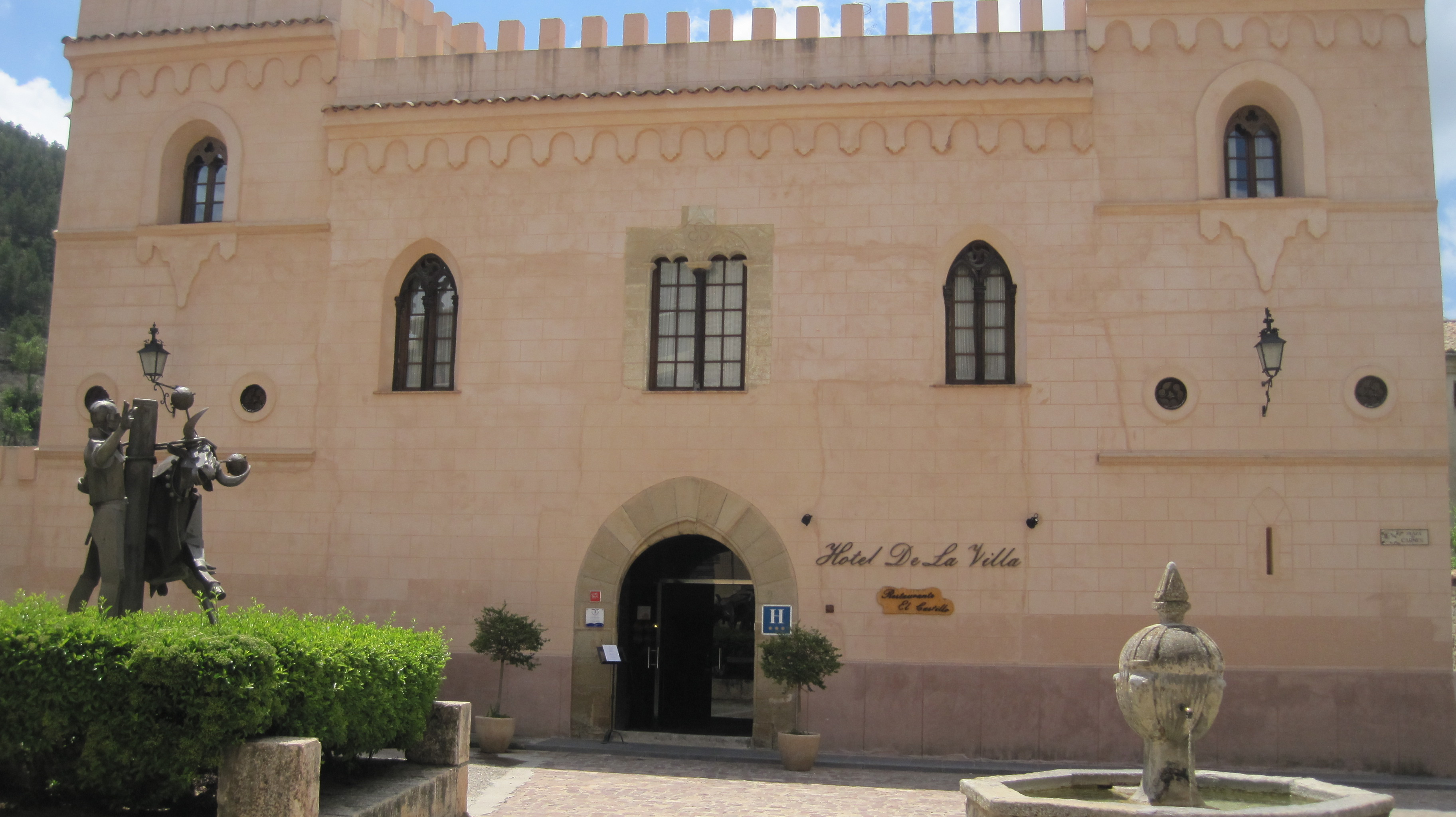 Hotel de la Villa