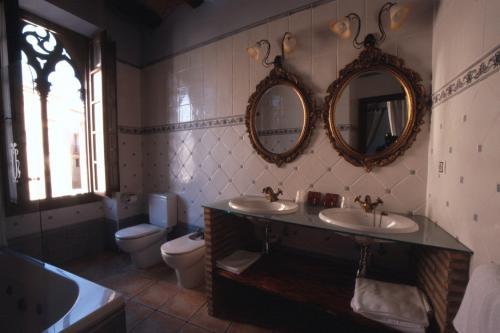 Suite Rubielos de Mora Baño
