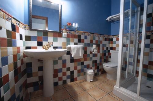 Valdelinares baño
